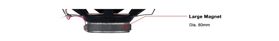 "JVC CS-DF6920 6x9""Car Speaker -"